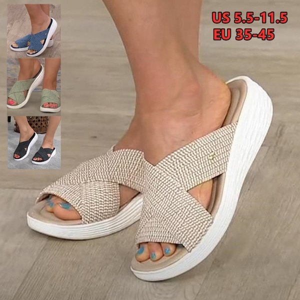 casual shoes, beach shoes, Sandals, wedge