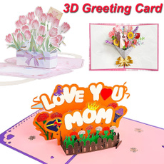 popupcard, Flowers, Gifts, Postcards