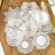 decoration, Scrapbooking, Lace, pcspack