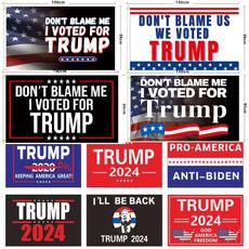 americaflag, trump, makeamericagreat, Home & Living