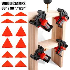 Wood, Tool, cornerclamp, clampholder