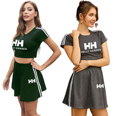 Summer, Fashion, high waist skirt, Womens skirt