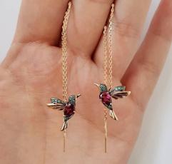 Jewelry, spreadyourwing, birdearring, Hot Sale