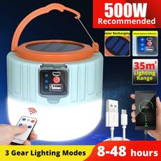 campinglamp, Flashlight, Outdoor, camping