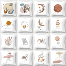 Fashion, Office, Simple, Pillowcases