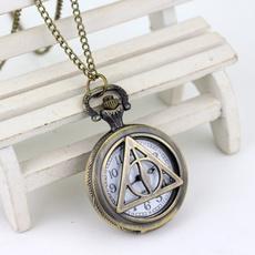 deathlyhallowspocketwatch, Magic, Jewelry, Chain