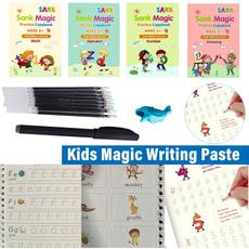 magicwritingpastechildren, kidswritingbook, numbertracingbooksforkidsages35, kidspracticewritingbook