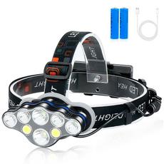 Flashlight, headlightsamplight, headlighting, Outdoor