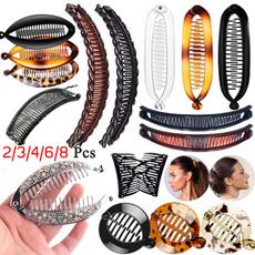 Hair Styling Tools, Combs, ponytailholder, bananahairclip