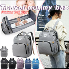 travel backpack, mummybag, Bags, Backpacks