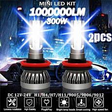 Light Bulb, carheadlightbulb, Head, led