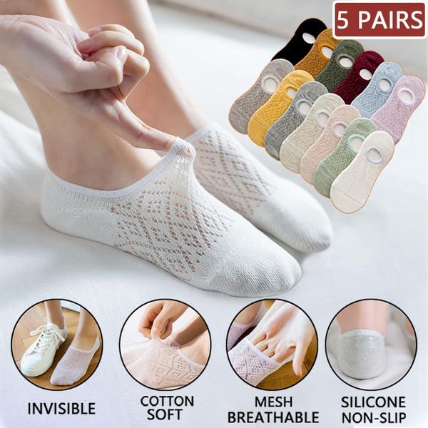 Hosiery & Socks, Summer, Cotton Socks, Cotton