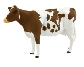autolisted, Toy, from, cow