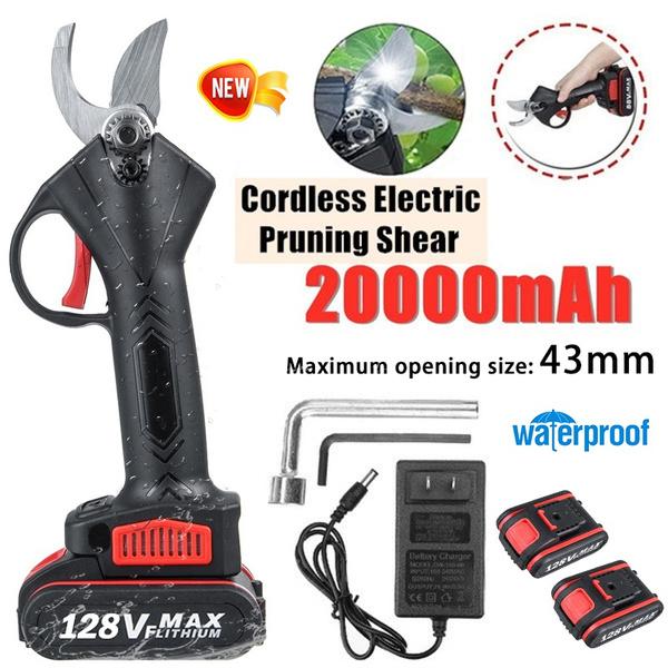 electricscissor, branchcutter, Battery, gardenscissor