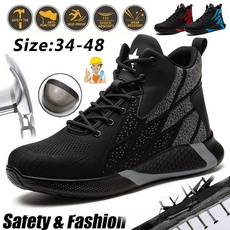 toolingshoe, Steel, Sneakers, Plus Size