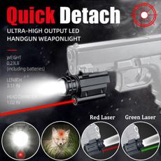 Flashlight, gunflashlight, Laser, greenlasersightdot