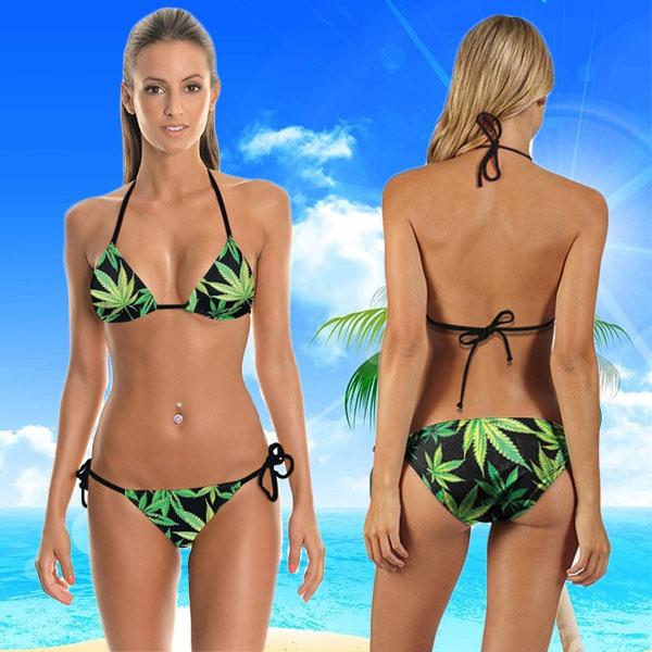 Summer, bathing suit, Fashion, bikini set