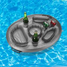 inflatablebed, floatingdrinkholder, floatingbed, Inflatable