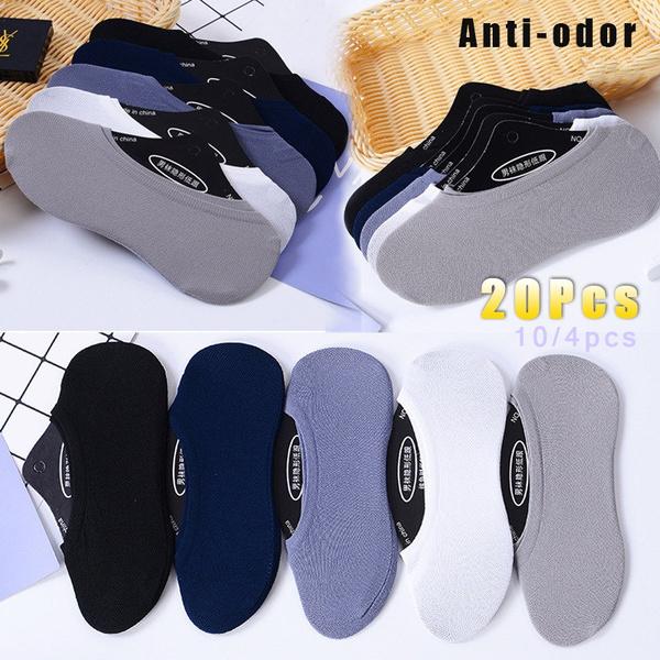 non-slip, boatsock, Cotton Socks, unisex