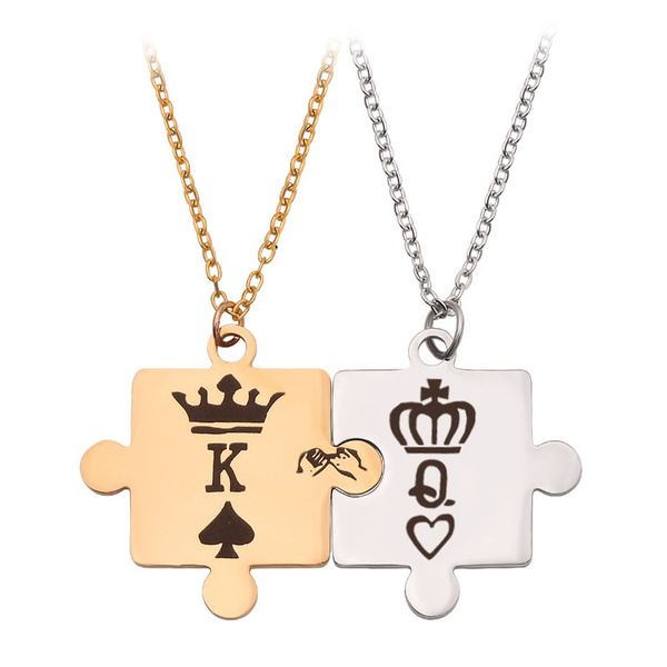 Gifts For Her, Steel, Chain Necklace, lover gifts