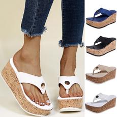 Summer, Flip Flops, Plus Size, Мода