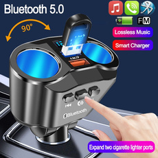 Bluetooth, Bass, cigarettelightersocket, Automotive