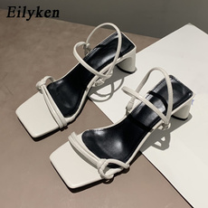 Summer, Fashion, Ankle Strap, open toe