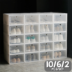 Box, shoeorganizer, sapcesaving, Home & Living