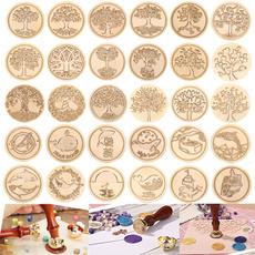 vintagesealingwax, waxstamp, Decor, Gifts