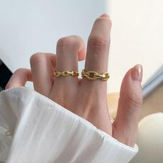 adjustablering, 18k gold, Jewelry, gold