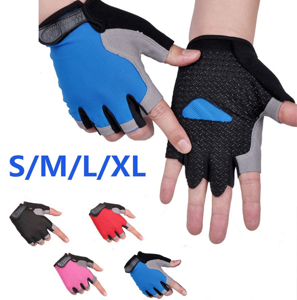 fingerlessglove, Outdoor, Bicycle, Sports & Outdoors