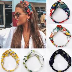 Summer, headbandage, Fashion, Elastic