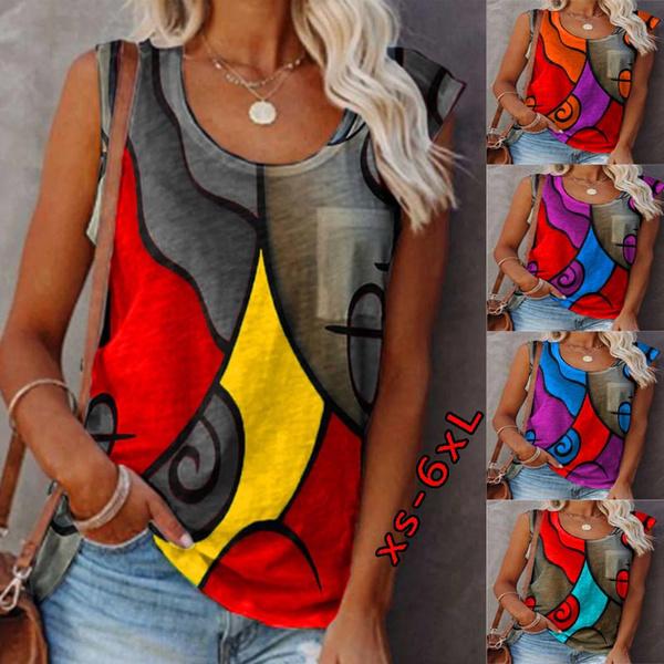 Summer, Vest, Fashion, New pattern