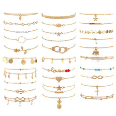 autolisted, golden, Jewelry, Chain
