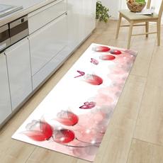 butterfly, doormat, Bathroom, Flowers
