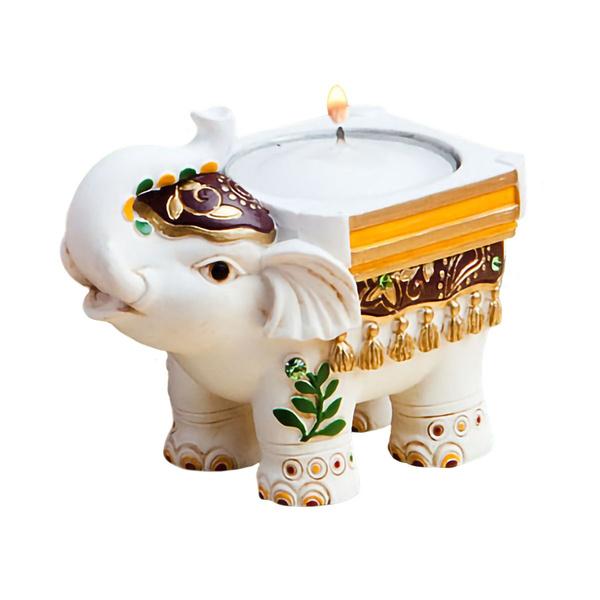 Candleholders, elephantdecor, Elephant, votive