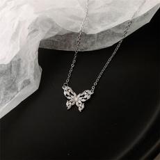 butterfly, Sterling, sterlingsilvers925, Fashion