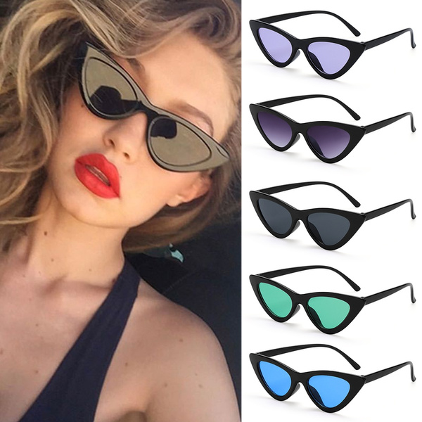 triangleglasse, Triangles, Cat eye glasses, plastic sunglasses