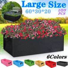 Box, gardenpatio, Plants, Garden