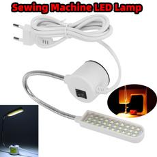 magneticmount, sewingmachinelamp, led, sewingmachinegoosenecklamp