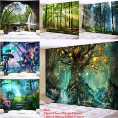treetapestry, Wall Art, Tree, livingroomdecor