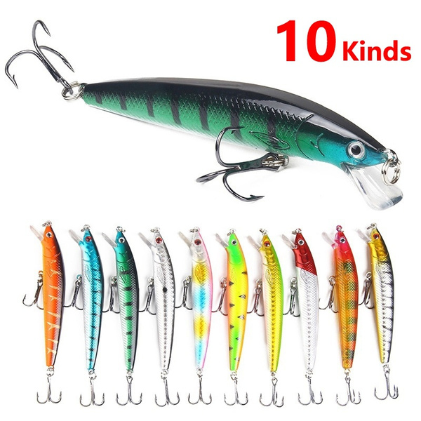 luressaltwater, luresset, fishingbait, Fishing Lure