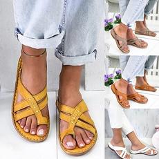 Wedge Sandals, Summer, fashion women, beach shoes