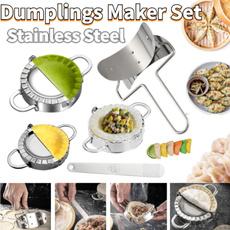 Steel, Kitchen & Dining, Chinese, dumplingmold
