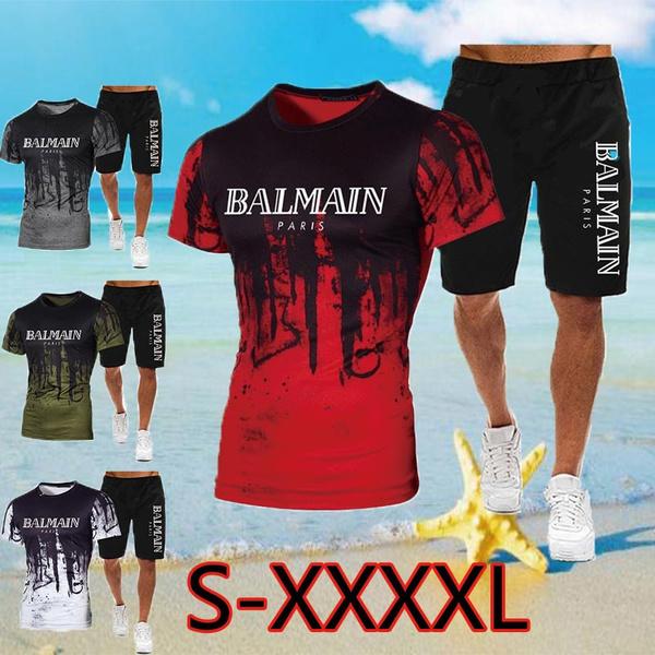 runningshort, Fashion, Men's Fashion, Sleeve