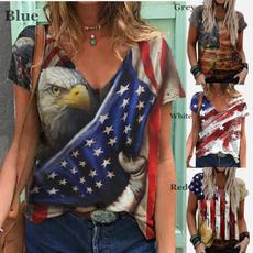 Summer, Fashion, nationalflag, Ladies Fashion