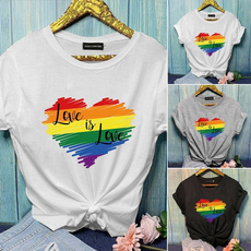 Summer, Plus Size, lgbtpride, Graphic T-Shirt