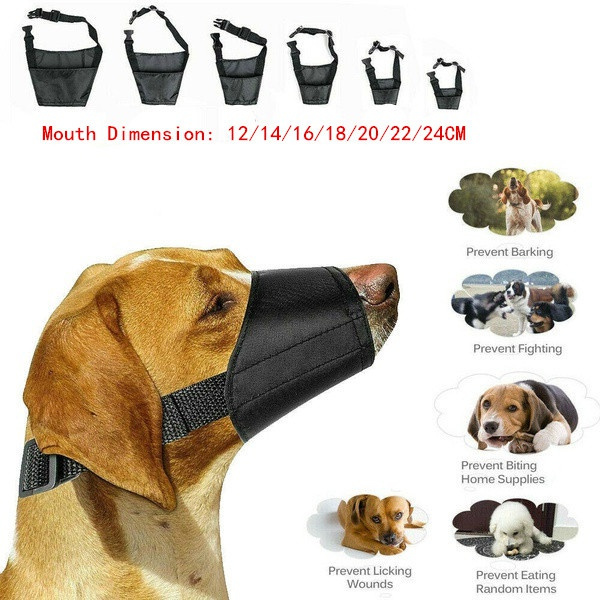 petmuzzle, petaccessorie, dogmask, dogsafetymuzzle
