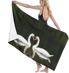 microfibertowel, sporttowel, swan, Towels