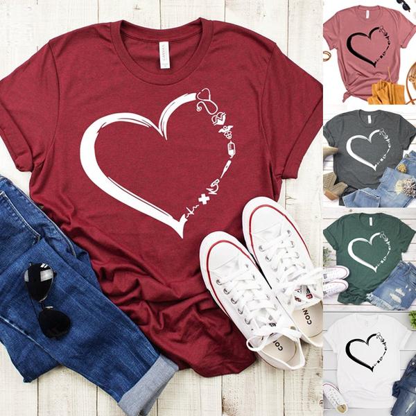 Tops & Tees, nurseshirt, nursegift, Shirt